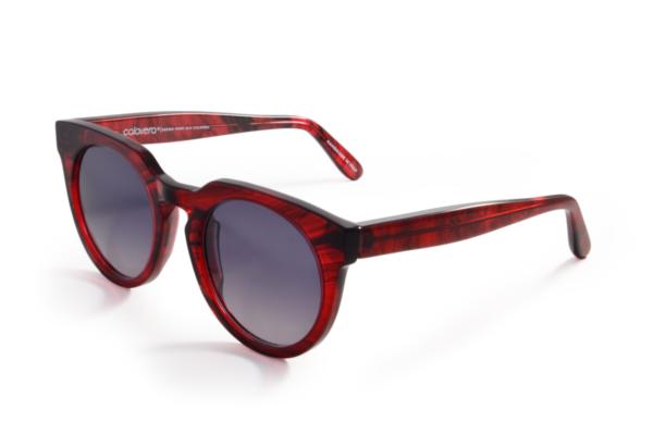Redonda Red | CALAVERA Eyewear