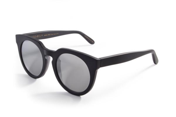 Redonda Matte Black | CALAVERA Eyewear